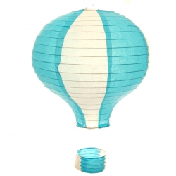 Hor Air Paper Balloon Lanterns