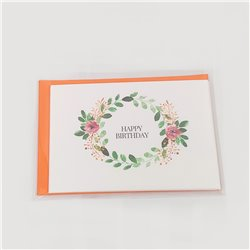 Happy Birthday Cards - 5-pack