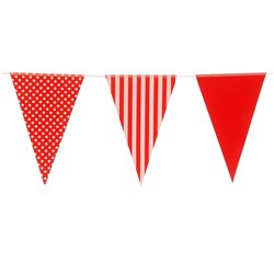 Mixed Design Party Paper Bunting