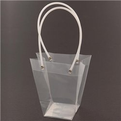 Transparent Bag with Handle