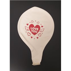 Balloon I Love You 1m