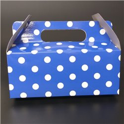 Large Party Boxes Dotted