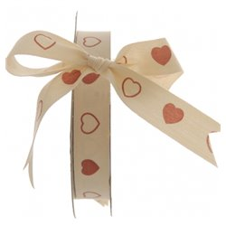 Red Heart Cotton Ribbon